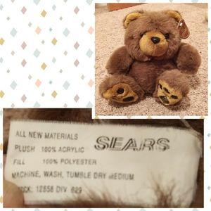Sears Heart to Heart Teddy
